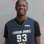 6&#039;9&quot; Julius Randle at the LeBron James Skills Academy, Photo provided by Position Sports/Nike