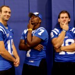 Duke QB's Renfree, Boone and Connetter BDN Photo