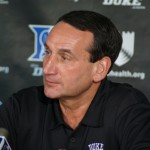 Coach K returns to Durham with Gold