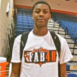 "6'5"" Duke Recruit Robert Hubbs III of Newbern, TN, Photo by Andrew Slater"