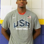"6'6"" Duke Recruit Justise Winslow, Photo by Andrew Slater"