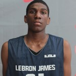 Kevon Looney was one of the best players at the LeBron James Skills Academy, Photo Provided by Nike/Postion Sports