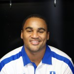 Sydney Sarmiento talks the Duke defensive front with BDN