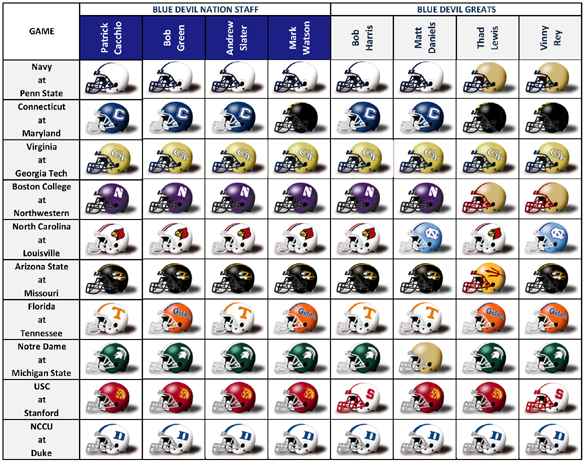 BDN Picks Week 3
