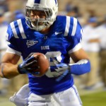 Duke QB machine Brandon Connette is listed as questionable this week.