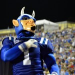 The Blue Devils look to snap another streak on Saturday in Winston-Salem - BDN Photo