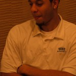 BDN Video checks in with Seth Curry on ACC Media Day