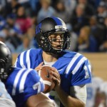 QB Sean Renfree is listed as probable against Clemson after a concussion last week. - BDN Photo
