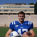 Duke LB David Helton takes a look back at UNC win and the FSU game ahead