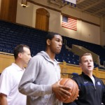 Future Blue Devil Matt Jones Talks Hoops