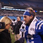Heartbereaking Loss for Duke – Vernon and Snead Post Game