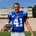 Will Monday, Duke Freshman, All ACC - Photo, Mark Watson, BDN