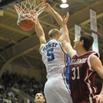 Duke Senior Mason Plumlee Finalist for Senior CLASS Award