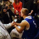Duke seniors discuss Elite Eight loss to Louisville