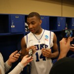 Rasheed Sulaimon recaps the win over Michigan State