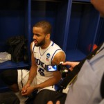 Josh Hairston gives Duke solid minutes in win