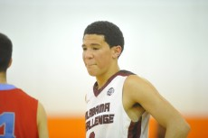 Devin Booker updates his status for BDN