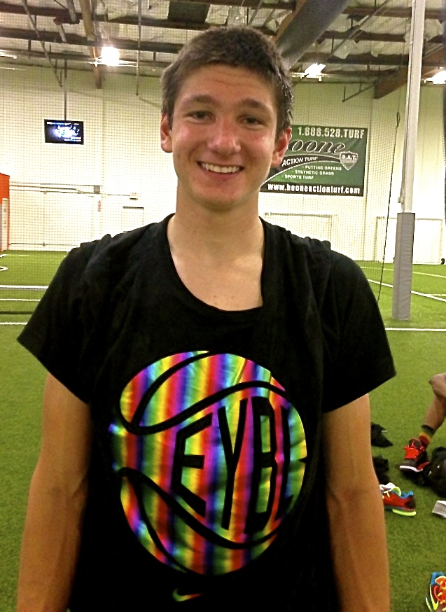 "6'4"" Grayson Allen of Providence High School in Jacksonville (FL), Photo by Andrew Slater"