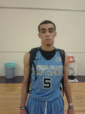 Duke Recruit Tyus Jones, Photo by Andrew Slater