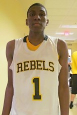 Duke Recruit Kevon Looney, Photo by Andrew Slater
