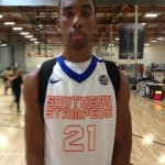Jalen Lindsey 2013 Nike EYBL – Session #1 – Los Angeles