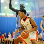 Jahlil Okafor 2013 EYBL  Session #1 L.A