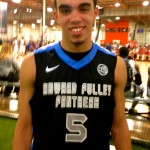 "Duke Recruit 6'2"" Tyus Jones of Apple Valley, MN, Photo by Andrew Slater"