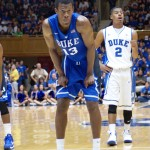 Hood helps lead Duke past UNC-A 91-55
