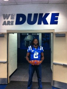 Duke lands ESPN300 4-star QB Nico Pierre on unofficial visit Wednesday