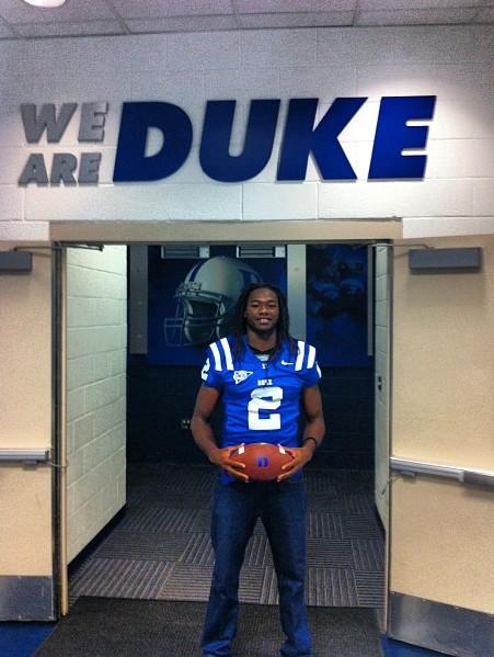 Duke lands ESPN300 4-star QB Nico Pierre on unofficial visit Wednesday