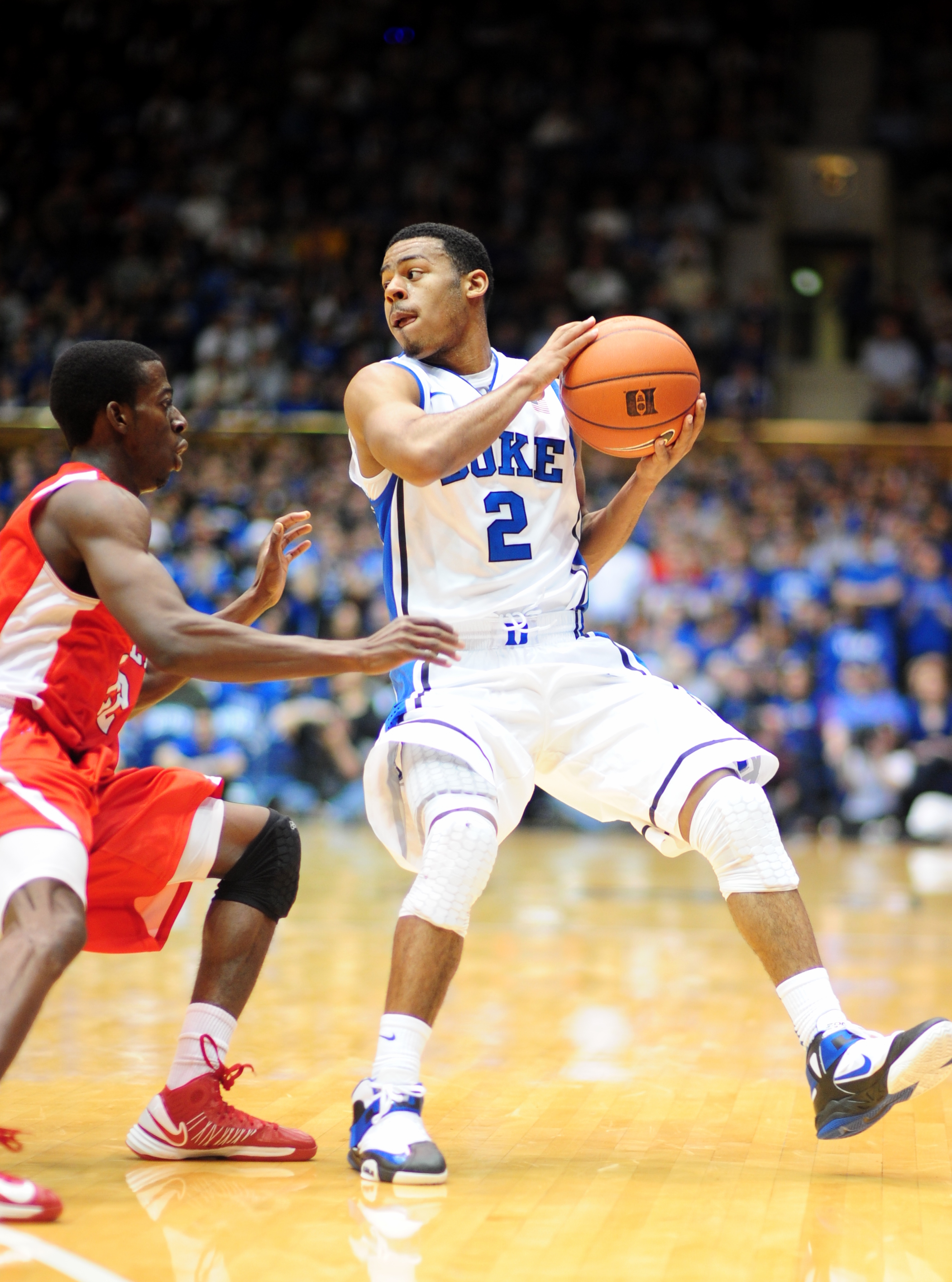 Quinn Cook hopes to break out of a recent shooting slu