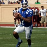Blue Devils shut out NCCU 45-0