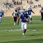Jamison Crowder talks Duke win and TD scamper