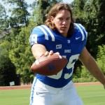 Duke LB Kelby Brown stoked after big win