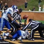 Jamison Crowder talks Duke win over Wake