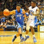 Jabari Parker gets defensive against ECU