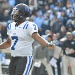 Duke QB Anthony Boone leads Duke to ACC Championship Game