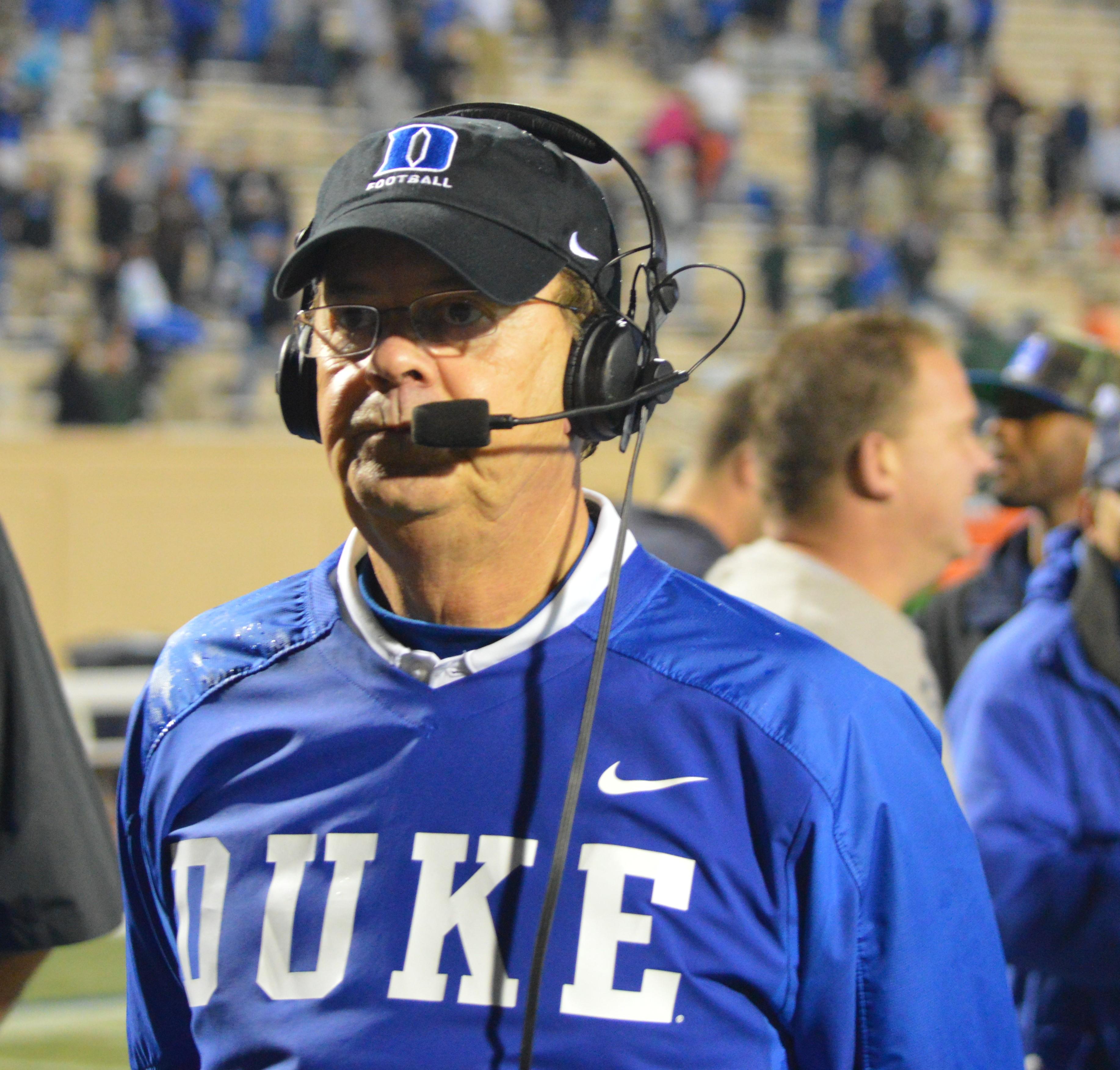 Coach Cutcliffe 11-16-13