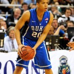 Andre Dawkins talks Duke win over EMU