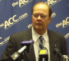 Coach Cutcliffe discusses Duke loss in ACC Championship Game