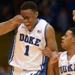 Jabari Parker career high 30 helps lead Duke past UNC