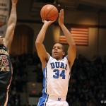 Duke travels south to take on the Jackets