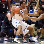 Parker and Sulaimon talk Duke win over Syracuse