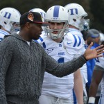 Fomer Duke QB Thaddeus Lewis talks DFB and the NFL