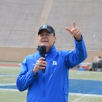 Coach Cutcliffe discusses Duke's spring game