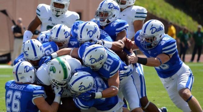 Duke special teamsswarms