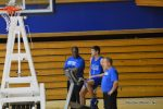 Grayson Allen, a preseason All American sat out of the practice.