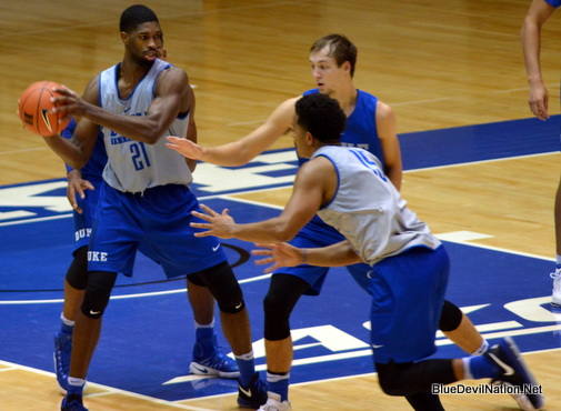 Who better to preview Duke Basketball than the players themselves?
