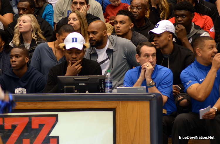 Wendell Carter and Gary Trent
