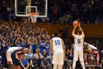 Kennard led Duke with 30 points this past Friday night.